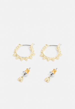 EARRINGS KATE 2 PACK - Earrings - gold-coloured
