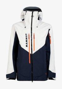 Mammut - Ski jacket - marine-bright white - 17