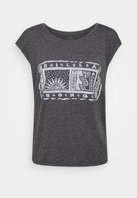 Billabong - T-shirt imprimé - black - 0