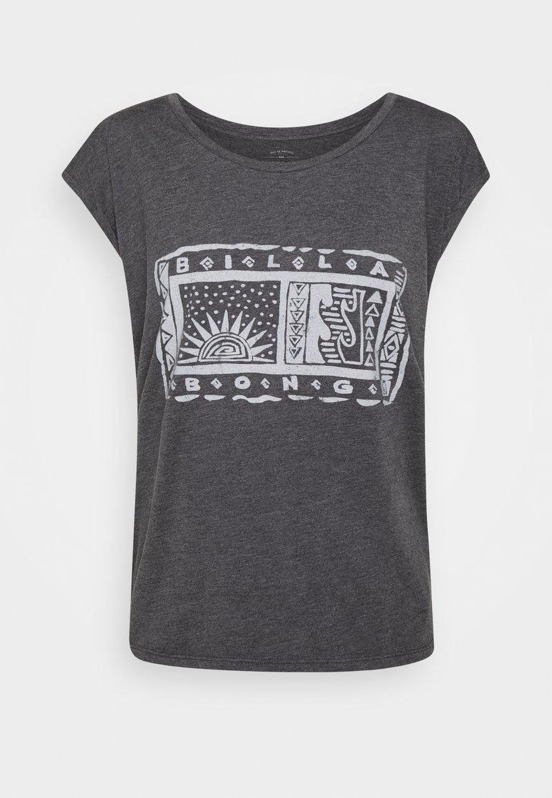 Billabong - T-shirt imprimé - black