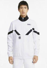 Puma - INTERNATIONAL  - Training jacket - puma white - 0