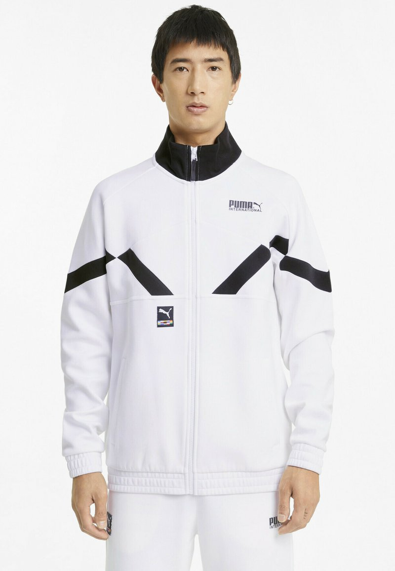 Puma - INTERNATIONAL  - Training jacket - puma white