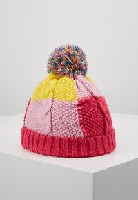 Esprit - SCARVES HAT - Čepice - candy pink - 3