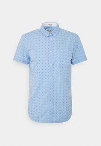 TOM TAILOR DENIM - SHORT SLEEVE - Shirt - light blue - 0
