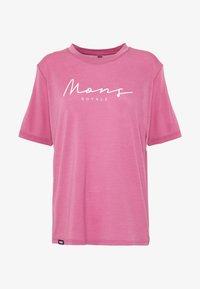 Mons Royale - SUKI TEE - T-shirts print - dusty pink - 4