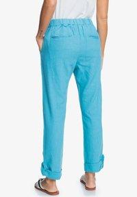 Roxy - ON THE SEASHORE  - Trousers - adriatic blue - 2
