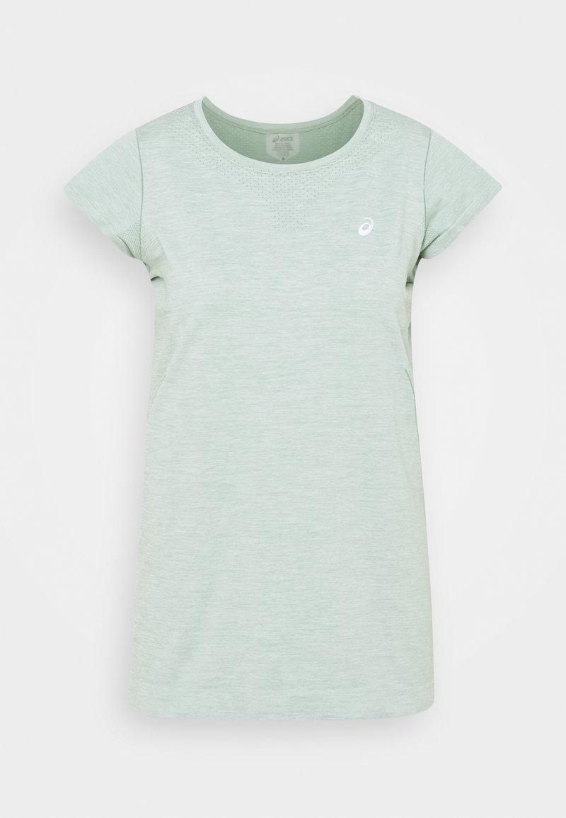 ASICS - RACE SEAMLESS - Camiseta básica - slate grey