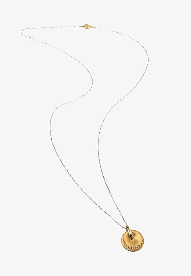COLLANA ILLUSION - Necklace - gold-coloured