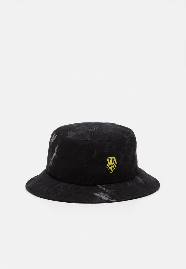 MELTER BUCKET HAT UNISEX - Kapelusz - black