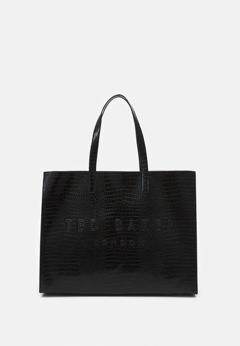 ALLICON - Tote bag - black