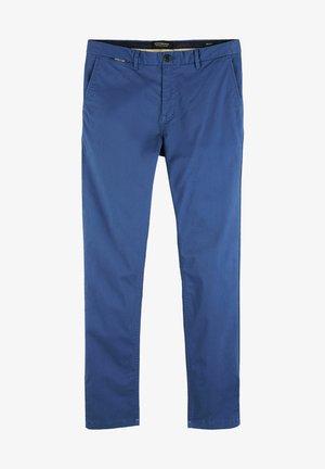MOTT SUPER - Chinos - worker blue