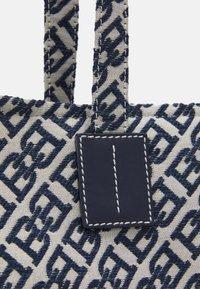 Bally - CABANA CRYSTALIA CASUAL TOTE - Tote bag - natural/midnight - 6