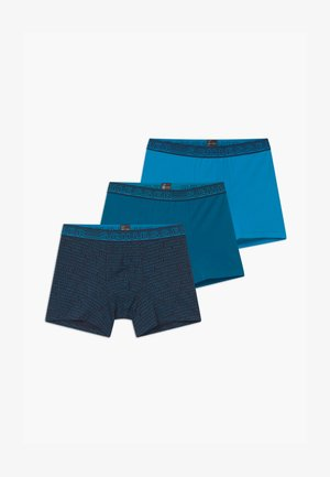 TEENS 3 PACK  - Boxerky - blue/dark blue