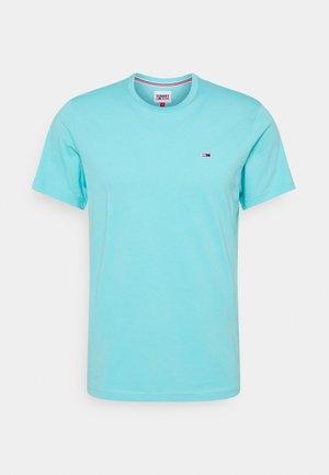 CLASSICS TEE - Jednoduché triko - blue