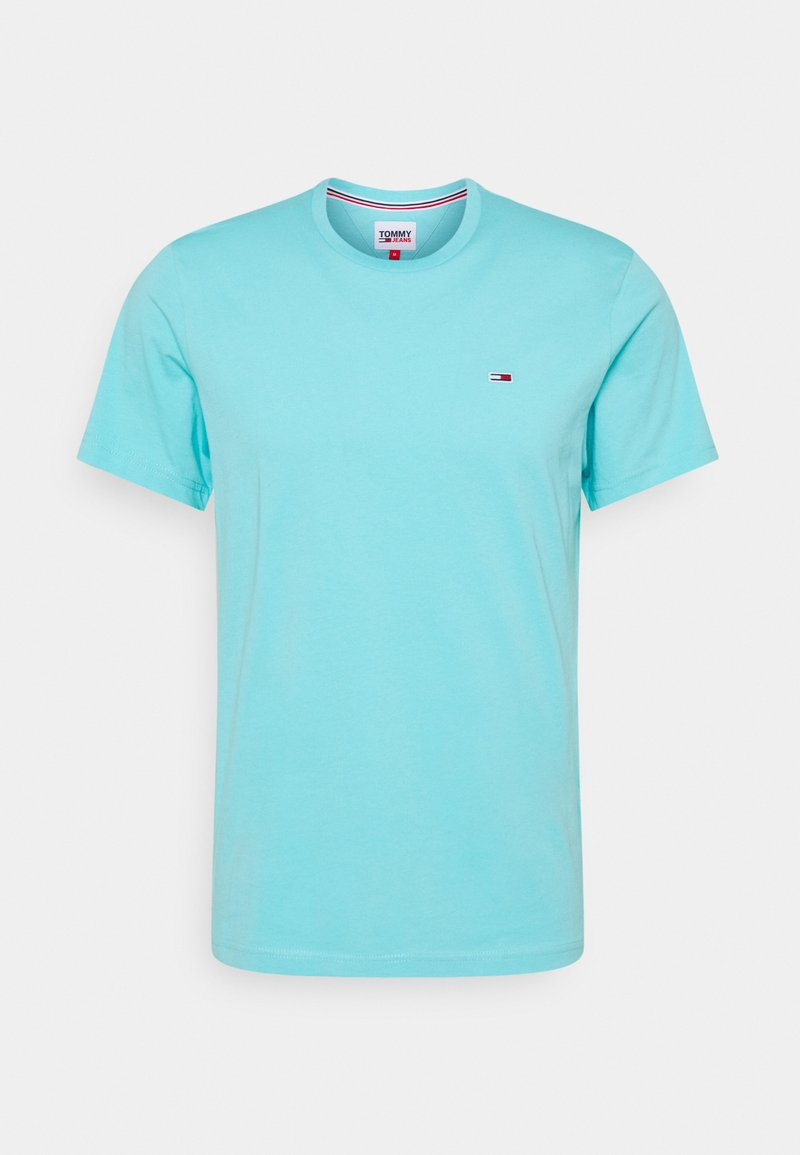 Tommy Jeans - CLASSICS TEE - T-shirt - bas - blue