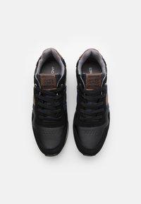 Jack & Jones - JFWSTELLAR CASUAL - Sneakersy niskie - anthracite - 3