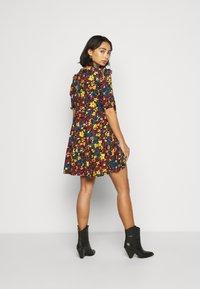 ONLY Petite - ONLNALINA ATHENA DRESS - Day dress - black - 2