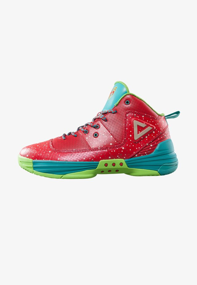 Basketball shoes - rouge
