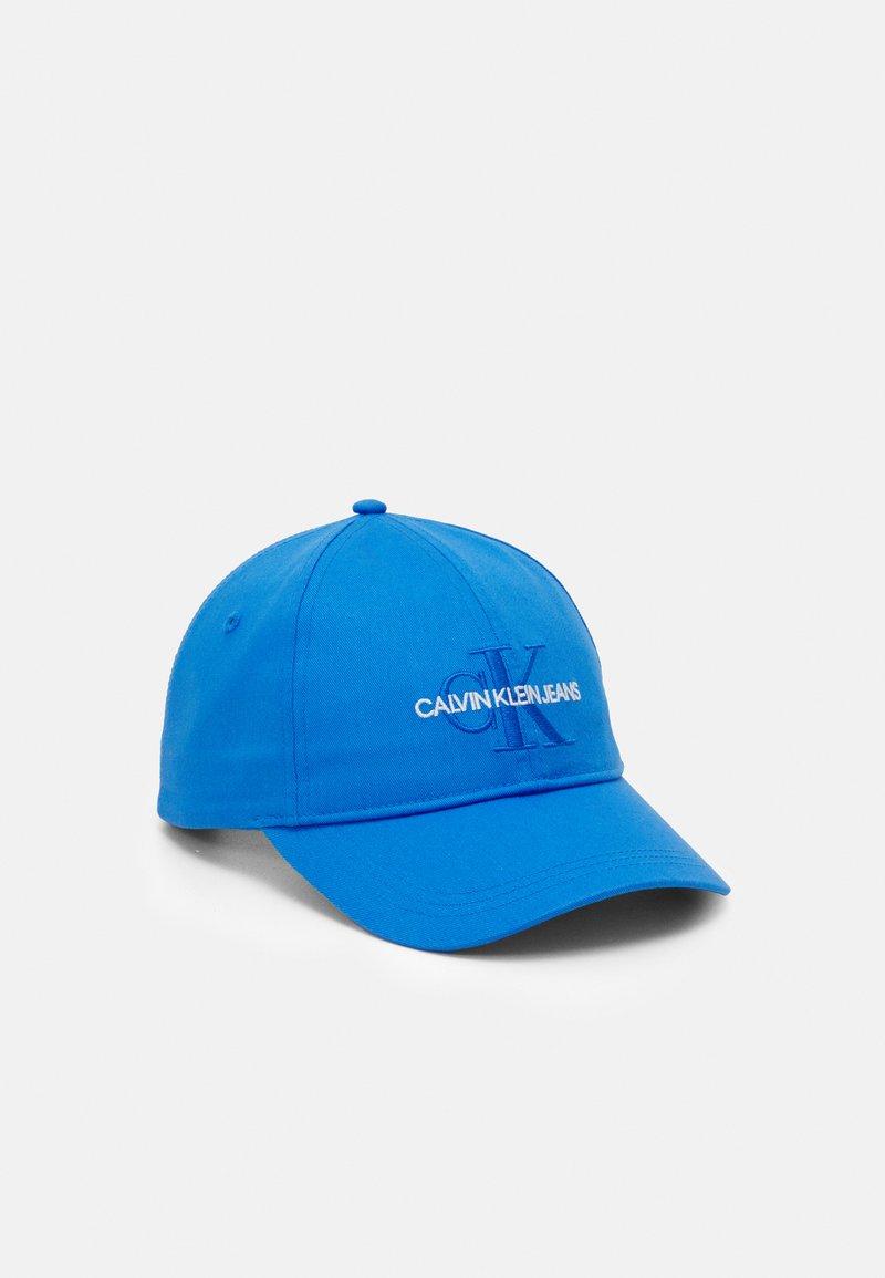 Calvin Klein Jeans - MONOGRAM UNISEX - Cap - blue