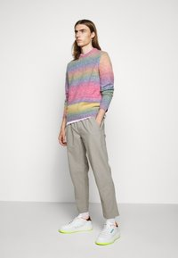 rag & bone - LEON CREW - Jumper - rainbow - 1