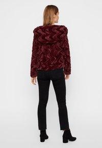 Vero Moda - VMCURL - Winter jacket - port royale - 2