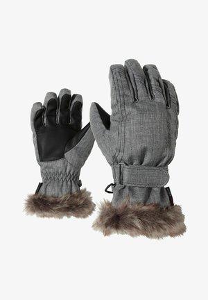 LIM - Gloves - grey melange