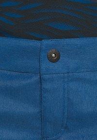ION - BIKESHORTS SEEK - Pantalon 3/4 de sport - ocean blue - 6