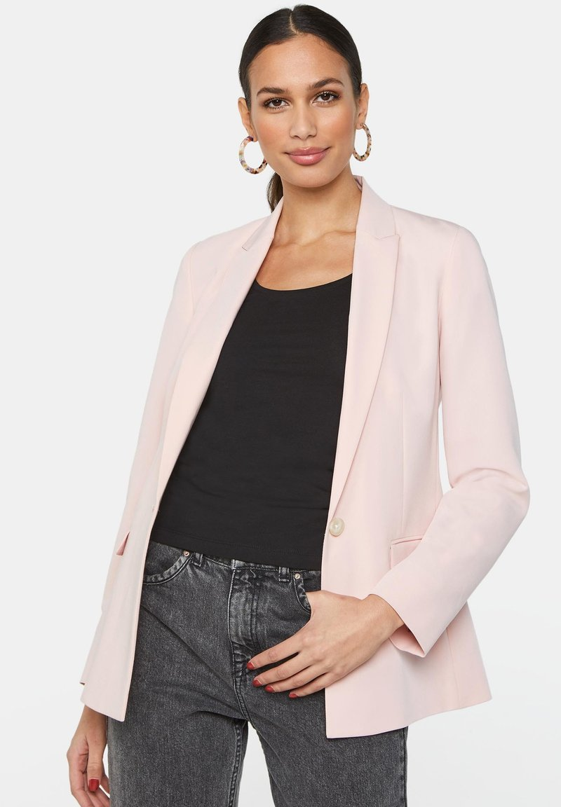 WE Fashion - Blazer - light pink