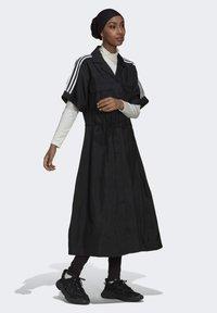 adidas Originals - Shirt dress - black - 1