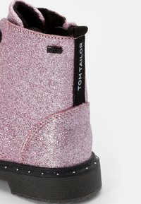 TOM TAILOR - Lace-up ankle boots - rose - 5
