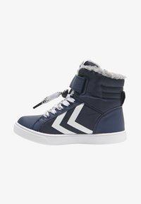 Hummel - SPLASH  - Winter boots - black iris - 0