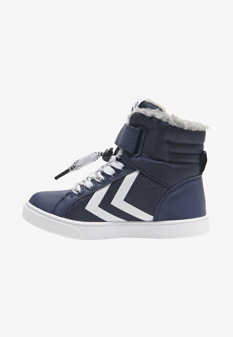 Hummel - SPLASH  - Winter boots - black iris