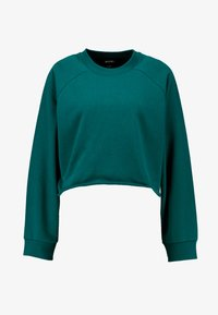 Monki - ESTRID - Sweatshirt - dark green - 3