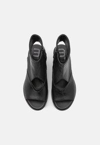 MJUS - SUA - Ankle cuff sandals - nero - 5