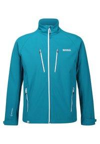 Regatta - Soft shell jacket - gulfstream - 0
