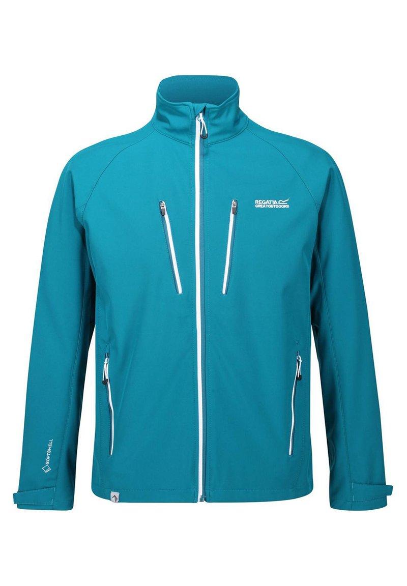 Regatta - Soft shell jacket - gulfstream