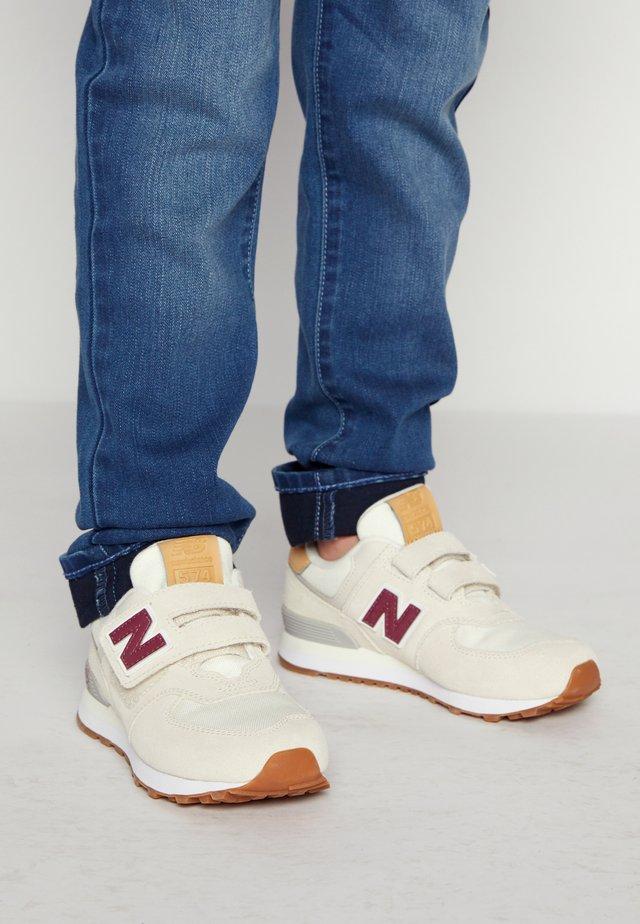 UNISEX - Sneakers - beige