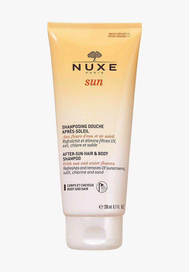 AFTER-SUN HAIR & BODY SHAMPOO - Shampoo - -