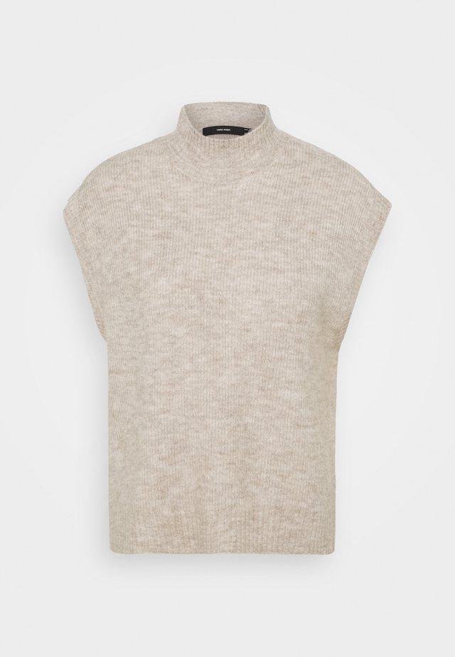Pullover - birch melange