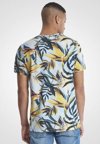Blend - Print T-shirt - olive - 2