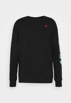 UNISEX ALL NIGHTER LONG SLEEVE - Sweatshirt - black