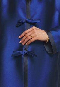 Alberta Ferretti - LONG JACKET - Klasický kabát - light blue - 6