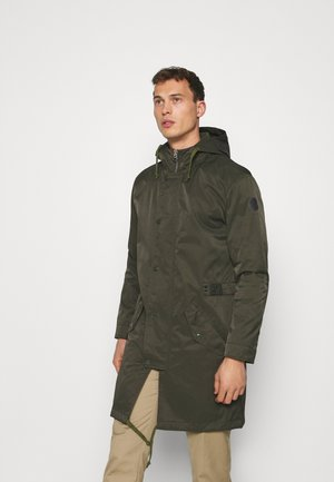JACKET REGULAR FIT DETACHABLE - Parka - rosin