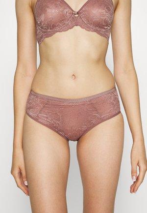 AMOURETTE CHARM MAXI  - Pants - rose brown