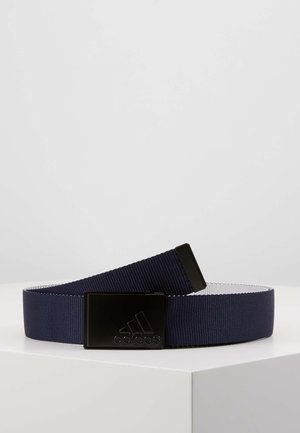 REVERS BELT - Skärp - collegiate navy