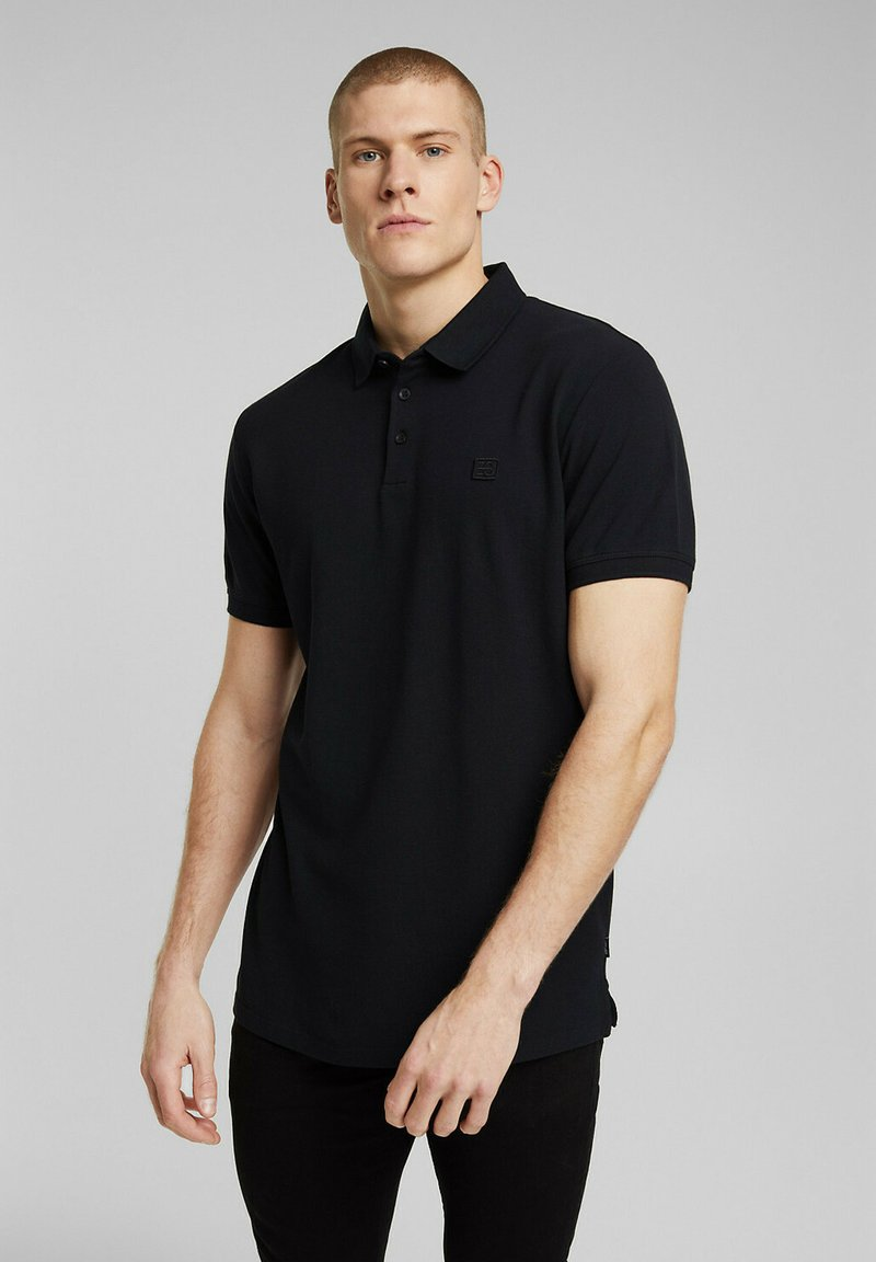Esprit - Polo - black