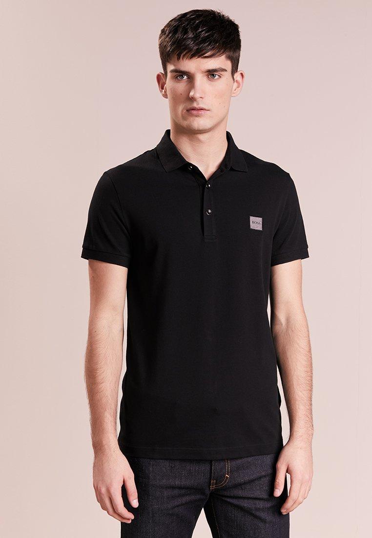 BOSS - PASSENGER  - Polo shirt - black