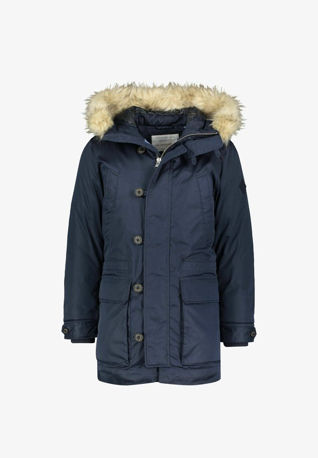 ARTIC - Winter coat - marine