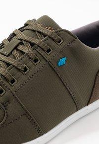 Boxfresh - SPENCER - Sneakers laag - khaki - 5