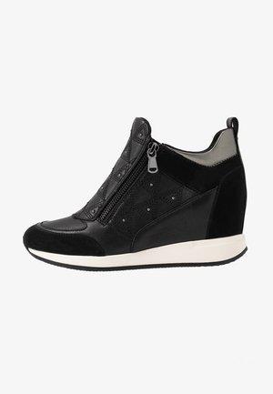 NYDAME - Sneakers laag - black